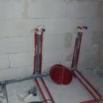Podejścia pod umywalki
